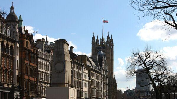 Здание парламента в Лондоне, Великобритания