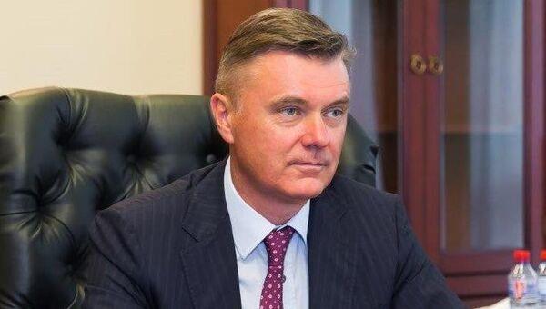 Президент Федеральной нотариальной палаты Константин Корсик. Архивное фото