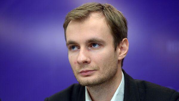 Руководитель пресс-службы управления К МВД России Александр Вураско