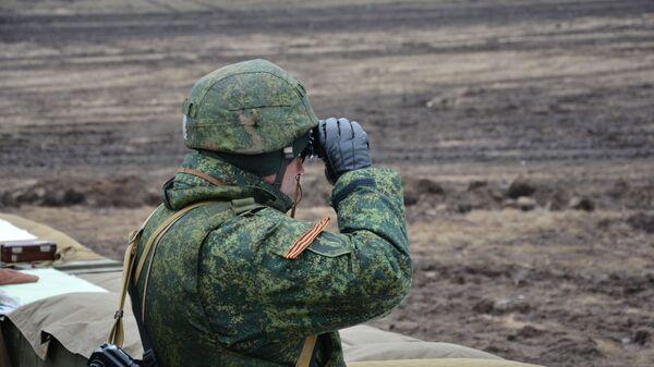 В Донбассе мирный житель подорвался на украинской мине, заявили в ЛНР