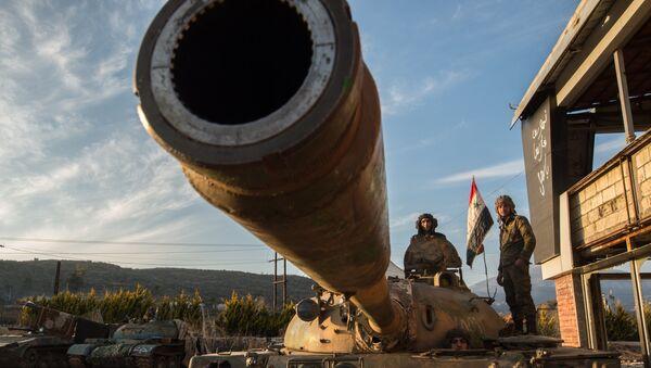 Ситуация на сирийско-турецкой границе. Архив