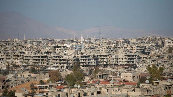 Сирия, Дамаск. Архивное фото