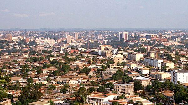 Вид на столицу Камеруна Яунде. Архивное фото