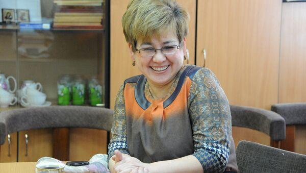 Наталья Жданова. Архивное фото