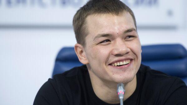 Чемпион мира по боксу Федор Чудинов