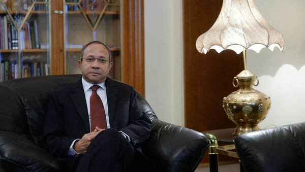 Новый посол Индии в России Панкадж Саран