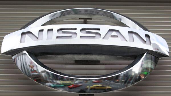 Логотип компании Nissan