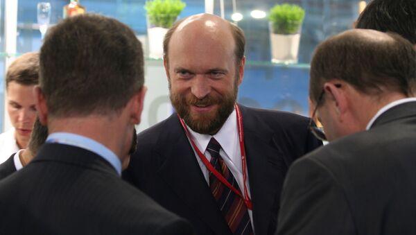 Сергей Пугачев. 2016 год