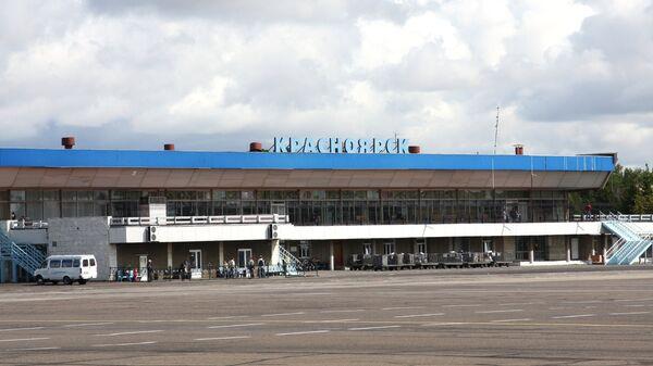 Аэропорт Емельяново. Архивное фото