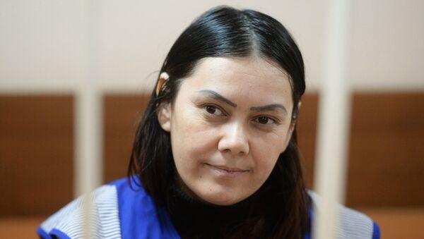 Няня Гюльчехра Бобокулова, обвиняемая в убийстве 4-летней девочки Насти Максимовой. Архивное фото
