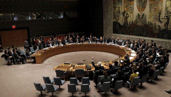 Совет Безопасности ООН голосует за резолюцию ужесточающую санкции в отношении КНДР. Архивное фото