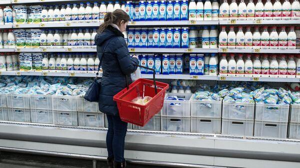 В России могут возникнуть перебои с поставками молока в магазины