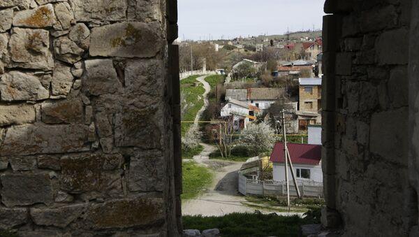 Города России. Феодосия. Архивное фото