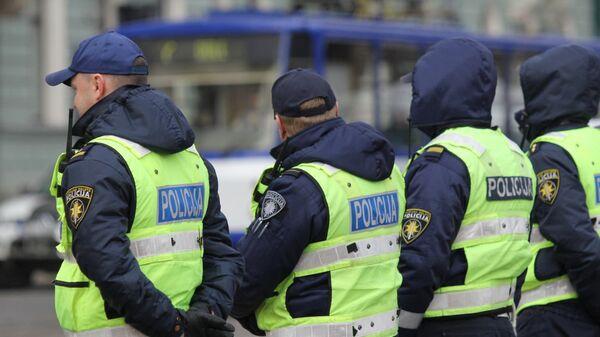 Полиция Латвии