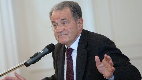 Бывший председатель Совета министров Италии Романо Проди