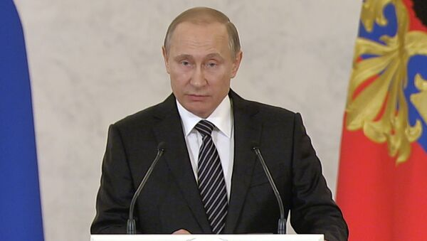 Путин о выводе группировки РФ из Сирии и задачах оставшихся там военных