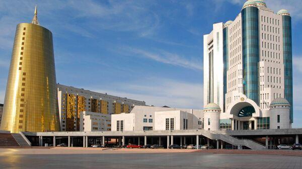 Казахстан. Архивное фото