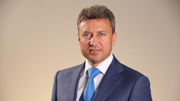Депутат Госдумы РФ Анатолий Выборный Единая Россия