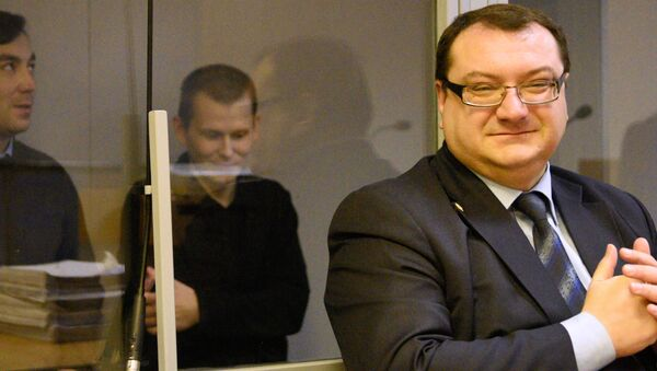 Юрий Грабовский. Архивное фото