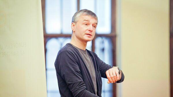 Журналист Дмитрий Циликин