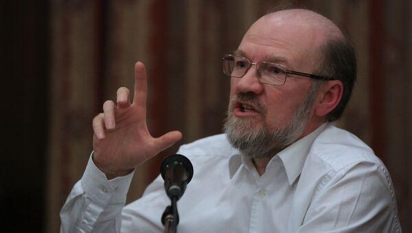 Первый зампредседателя Синодального отдела по взаимоотношениям Церкви с обществом и СМИ Александр Щипков