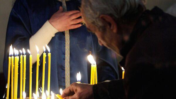 Церковь в Армении