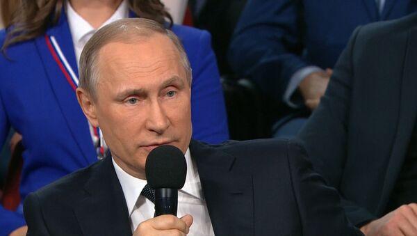 Мы выполнили свою задачу – Путин о действиях ВКС РФ в Сирии