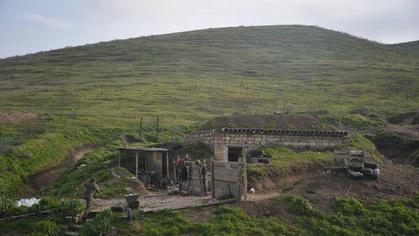 Ситуация в Карабахе. Архивное фото