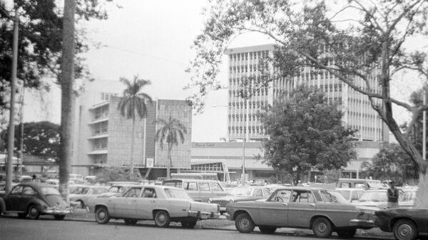 Город Панама. Архивное фото