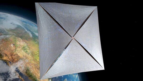 Проект Breakthrough Starshot, реализованный английским космологом Стивеном Хокингом и российским IT-миллиардером Юрием Мильнером