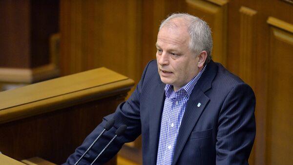 Первый вице-премьер, министр экономического развития и торговли Украины Степан Кубив. Архивное фото