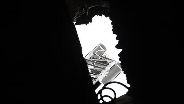 Миссия ОБСЕ запустила первую камеру видеонаблюдения на территории ДНР. Архивное фото