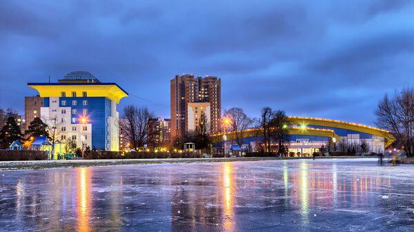 Город Одинцово. Архивное фото