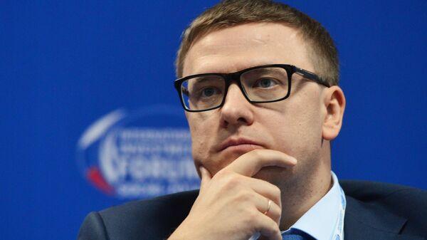 Заместитель министра энергетики Российской Федерации Алексей Текслер. Архивное фото