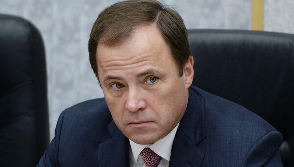 Глава Роскосмоса Игорь Комаров. Архивное фото