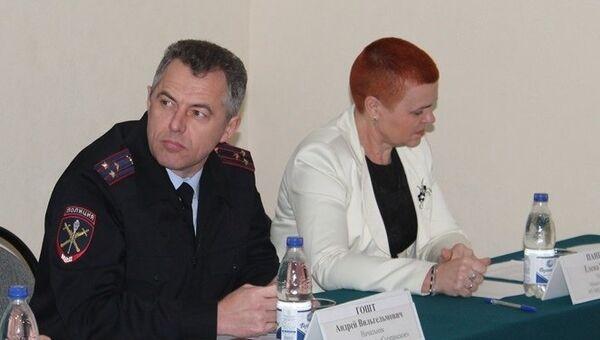 Андрей Гошт. Архивное фото
