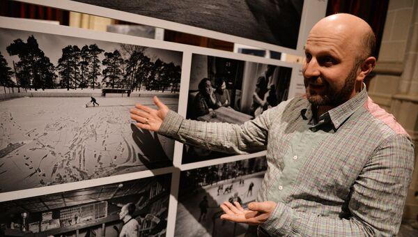 Специальный фотокорреспондент МИА Россия сегодня Владимир Песня, победивший в конкурсе World Press Photo 2016 в номинации Спорт. История