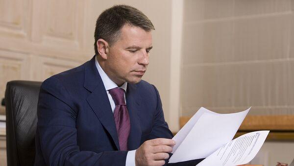 Акционер группы Челябинский трубопрокатный завод (ЧТПЗ) Андрей Комаров