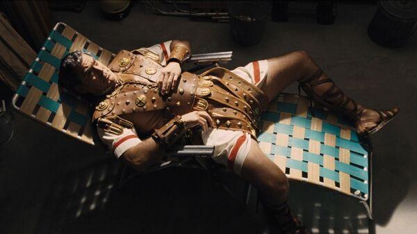 Кадр из фильма Да здравствует Цезарь!