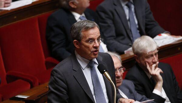 Член комитета по международным делам Тьери Мариани Национального собрания Франции. Архивное фото