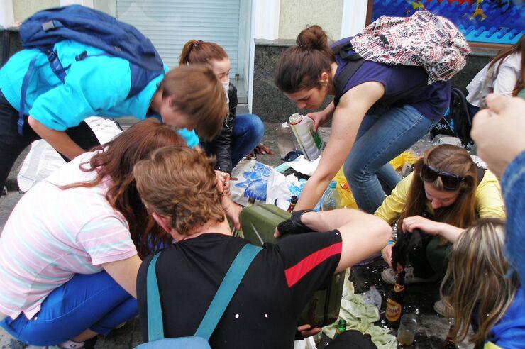 Столкновения в Одессе 2 мая 2014 года