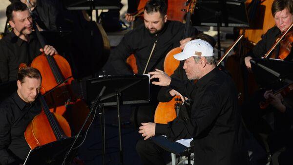 Оркестр Мариинского театра выступил в Пальмире. Архивное фото