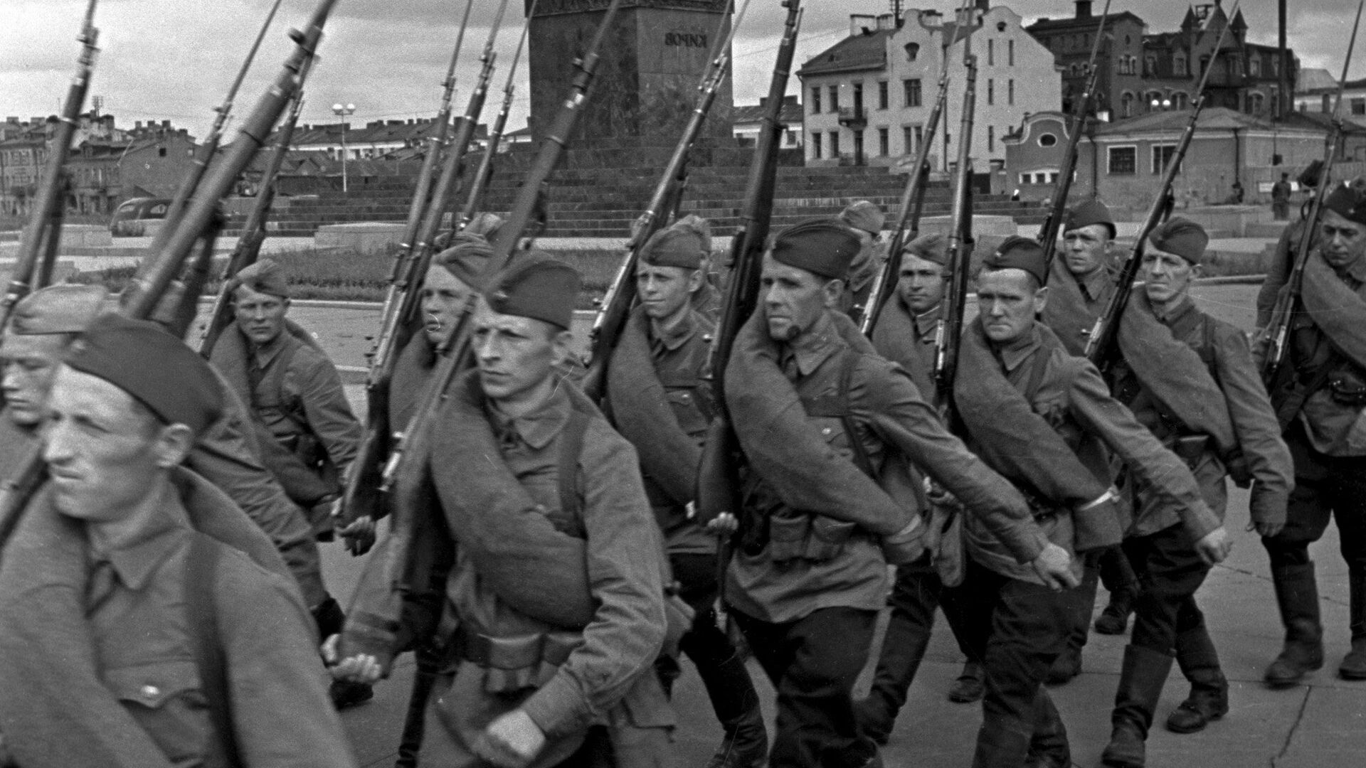 Великая Отечественная война 1941-1945 - РИА Новости, 1920, 22.06.2021