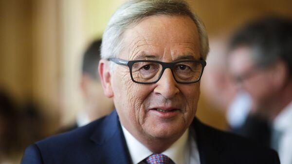Председатель Еврокомиссии Жан-Клод Юнкер. Архивное фото