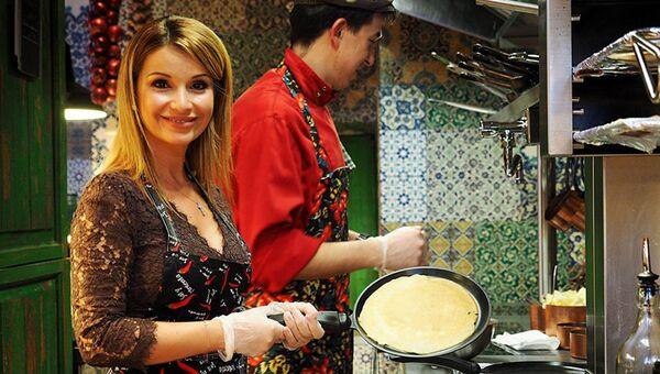 Ольга Орлова, посол благотворительной программы Всем