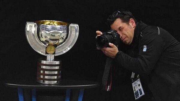 Кубок победителя чемпионата мира по хоккею