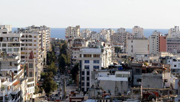Латакия. Сирия. Архивное фото