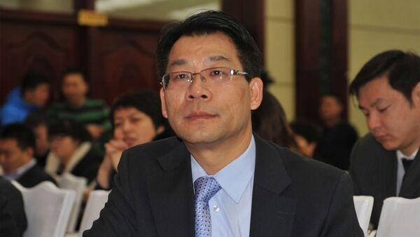 Генеральный директор TradeEase Кино Квок