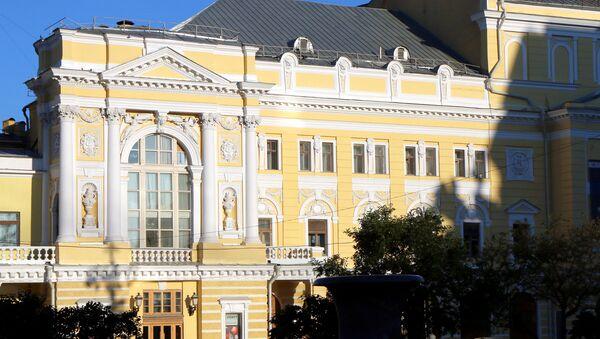 Здание РАМТ. Архивное фото