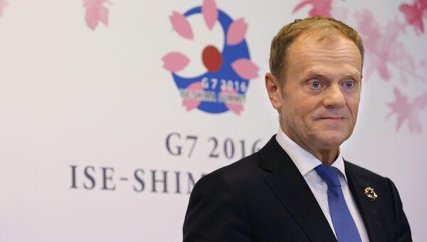 Председатель Евросовета Дональд Туск. Архивное фото
